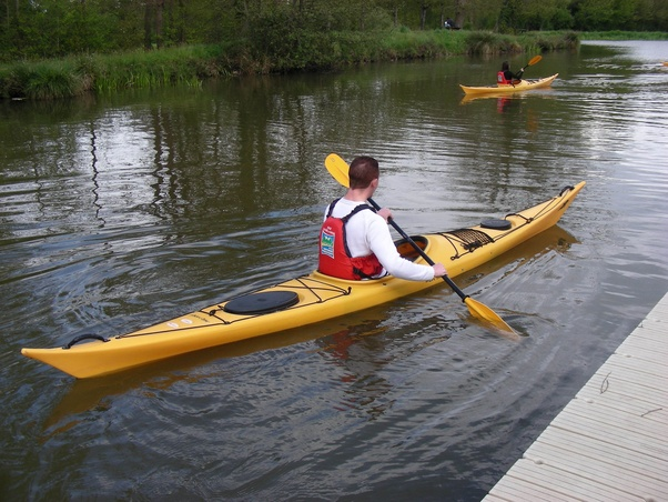 Not Because Of Where This Outdoor Sport Actually Occurs But In The Mode Transportation That You Are A Kayak Is An Elongated Boat
