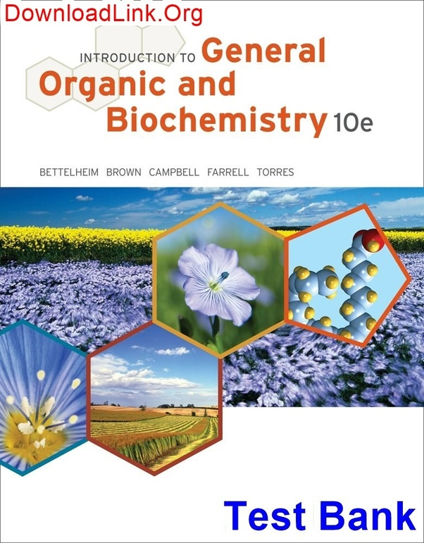 Introduction to general, organic and biochemistry 010, frederick a.