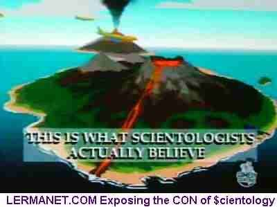 what are scientologists beliefs about aliens quora
