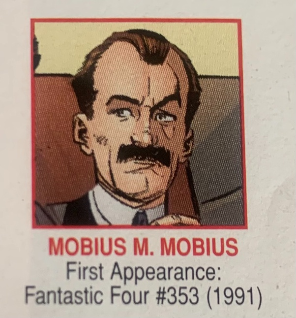 Who is Mr. Mobius in the Loki series (2021)? - Quora