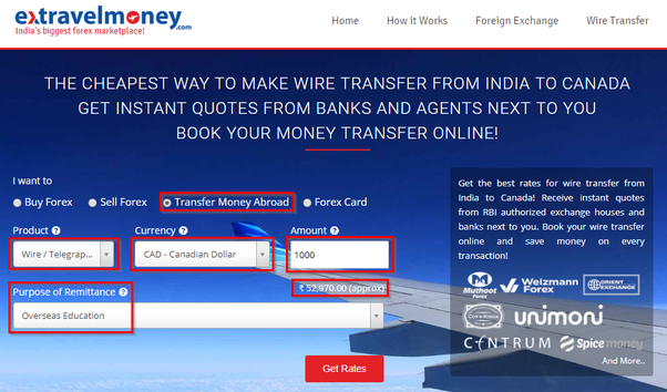 Find Rbi Roved Foreign Exchange Dealers In Your Location Select The Best Dealer On Basis Of Rate Service Fee
