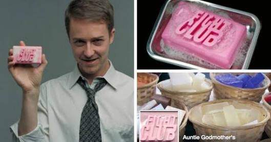 What Does The Soap Symbolize In Chuck Palahniuk S Fight