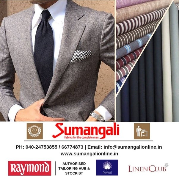 765e8ce69 If you want perfectly tailored custom suits then you should definitely try  them Best Custom Suits and Tailoring Online-Hyderabad