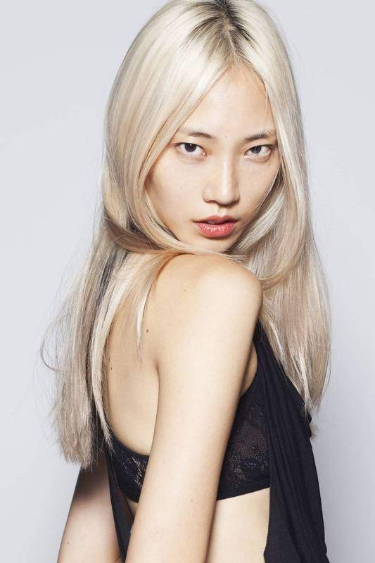 How Can An East Asian Woman Pull Off Blonde Hair Quora