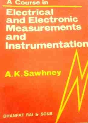 Sawhney pdf solutions instrumentation ak measurement and