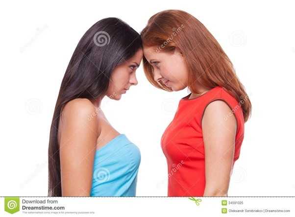 Lady! thri girl boops kiss image Playground_HD you