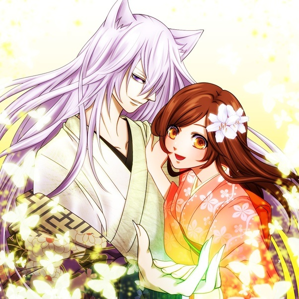 Wouldnt Be Awesome If In The Anime Or Manga That Nanamis Dad Came Back And Tomoe Got All Flustered Kinda Like How Boyfriends Do When They Meet Their
