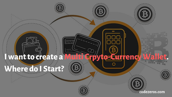 multi cryptocurrency software wallet