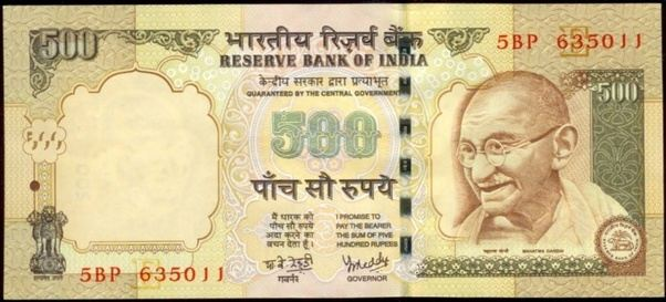 What are unknown & interesting facts about Indian currency