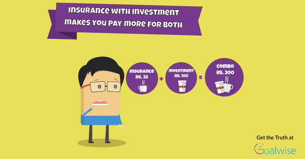 Insurance is a good investment option because