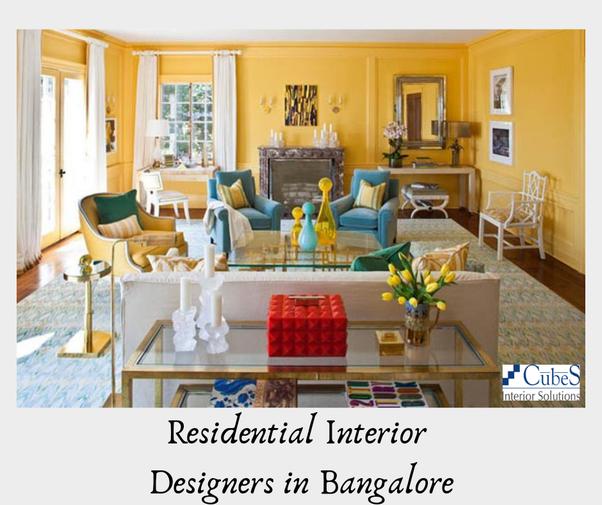Who Are The Top 10 Interior Designer Firms In Bangalore Quora