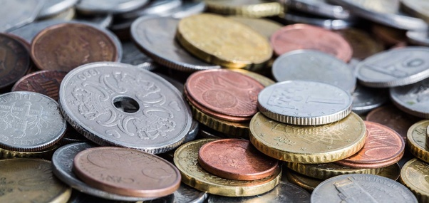 what are coins made from