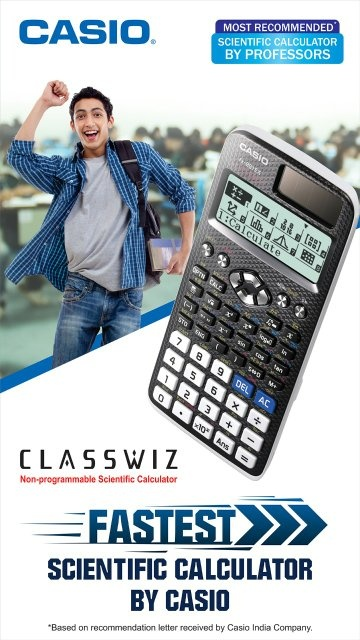 non programmable scientific calculator
