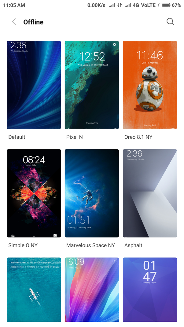 Which is the best theme in the Redmi Note 4? - Quora