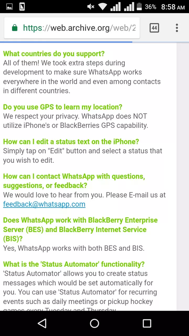 When was Whatsapp launched/released in India? - Quora