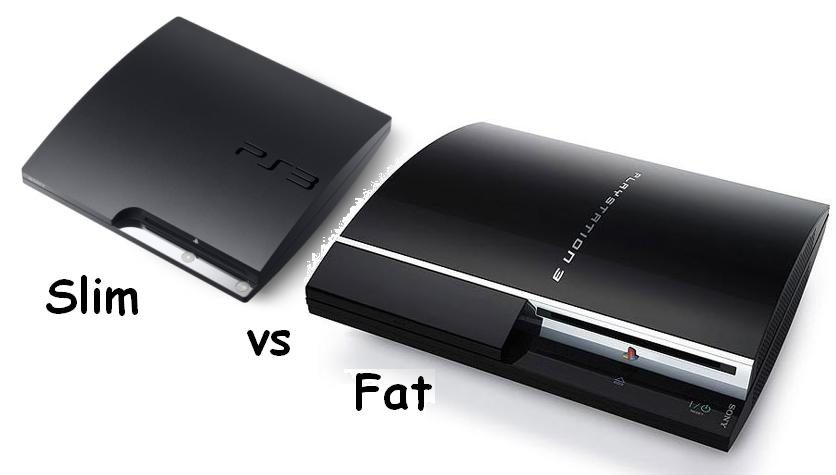 Which is better, the PS3 fat or the PS3 slim? - Quora