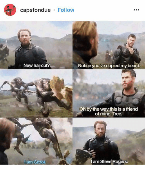 What kind of relationship does Thor have with Captain America? - Quora
