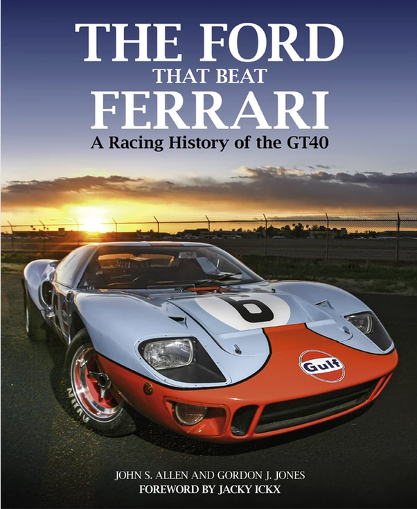 Could A Ford Ever Beat A Ferrari Quora