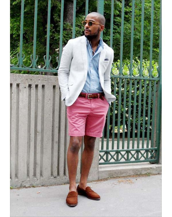 What color shirt should I wear with pink shorts? - Quora