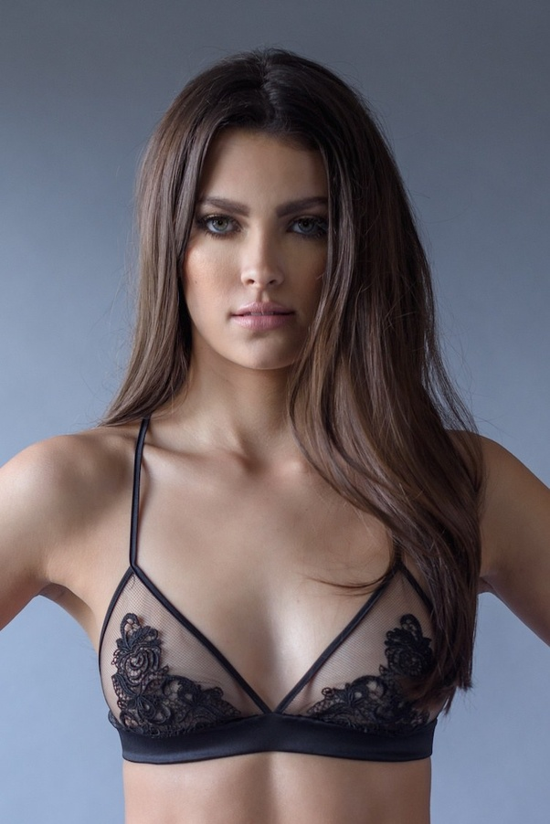 What Lingerie Should I Use If I Have A Flat Chest - Quora-3188