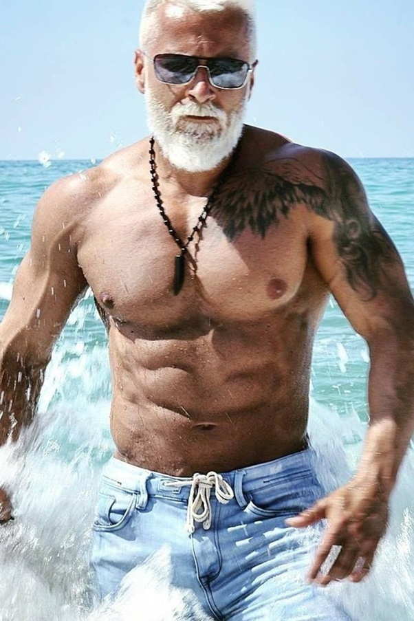 Can a 62 year old male still build muscle? - Quora