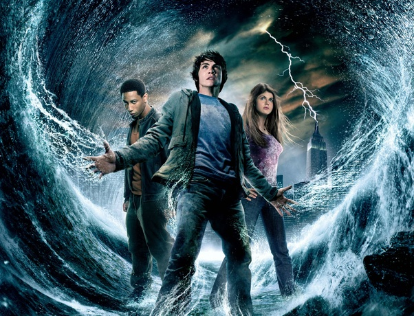 What do you think of the Percy Jackson Fanfiction out there? - Quora
