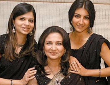 Why is Saif Ali Khan's other sister, Saba Ali Khan never in the family  pictures? - Quora