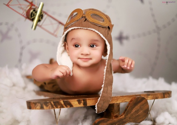 How popular is baby photography in India and what is its