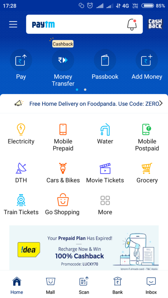 Can I transfer money from PayZapp to Paytm? - Quora