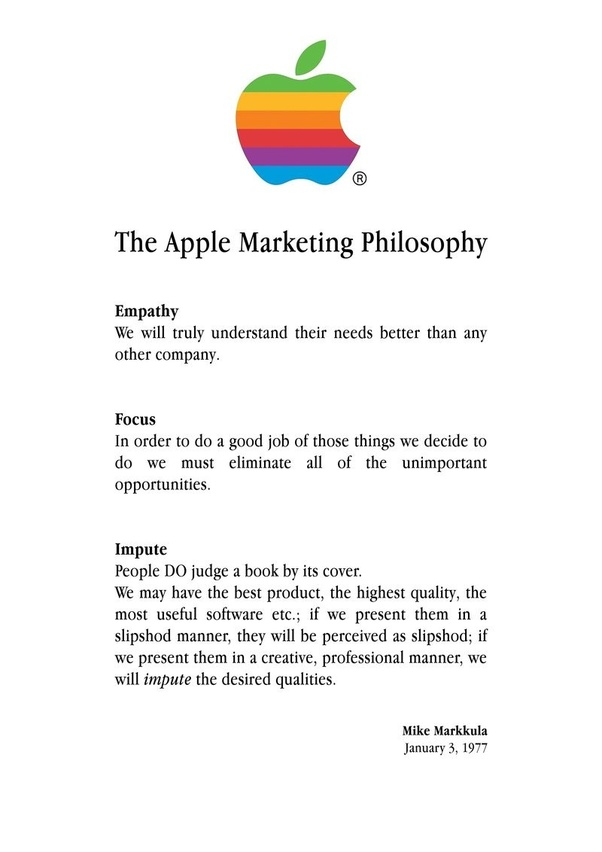 how can apple improve their marketing