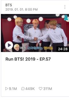 Do BTS still make Run BTS episodes? - Quora