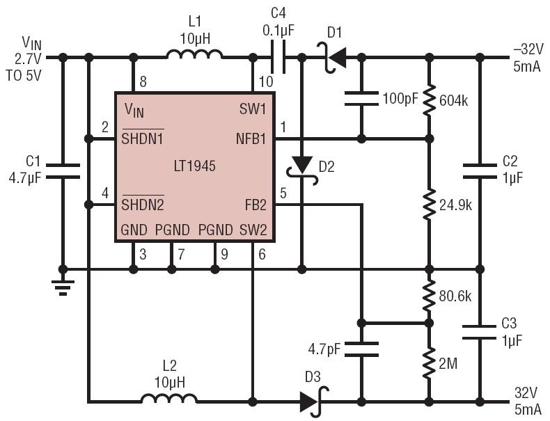 Can we use a voltage reference circuit instead of a DC to DC