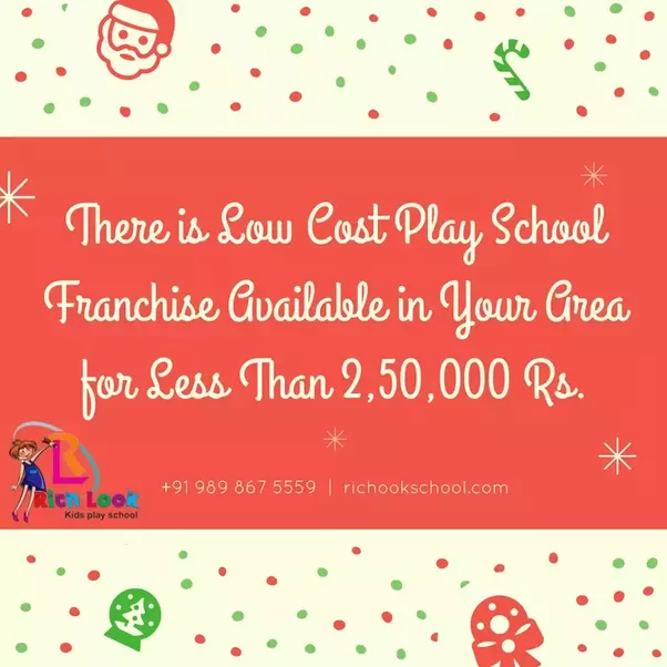 Are pre schoolplay school franchises profitable quora franchising has emerged as a most successful model to expand in pre school education pre school education comprises a major chunk of education business reheart Gallery
