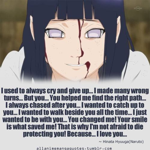 What Are Best Naruto Hinata Moments?