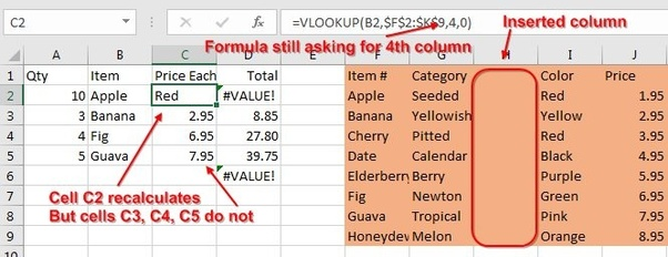 What are some horrible bugs in MS Excel? - Quora