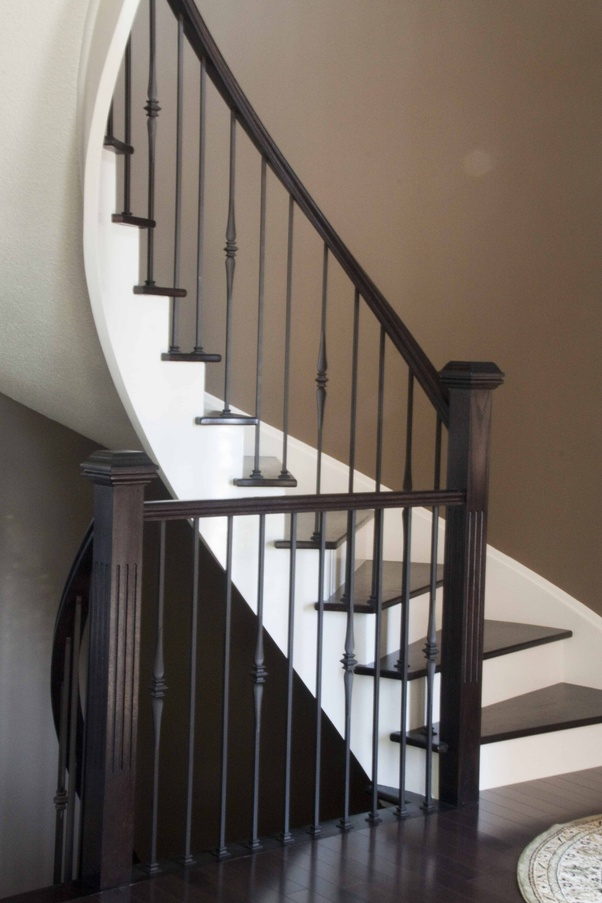 What Are Various Types Of Wrought Iron Railings