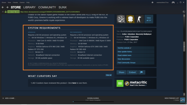 download steam for windows 10 latest version