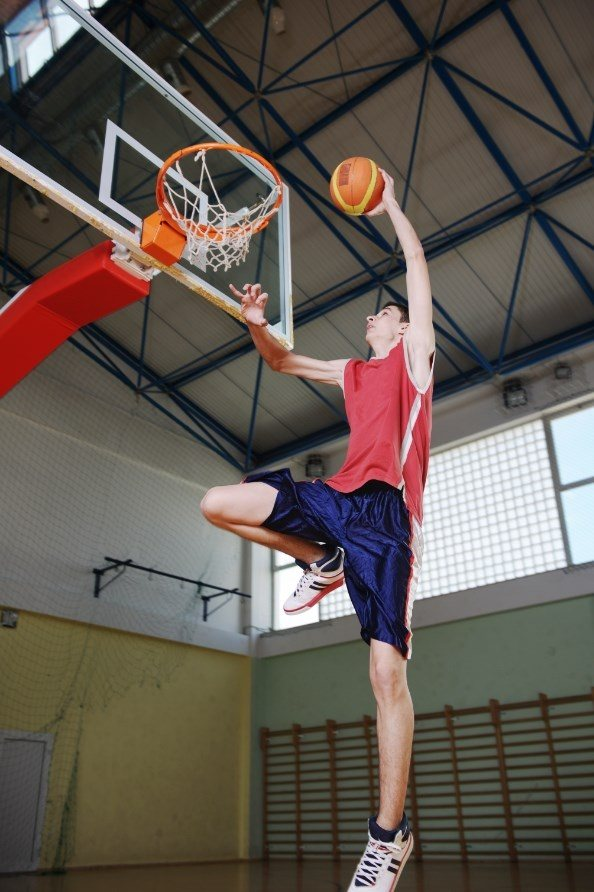 How to train my legs to be able to jump high easily