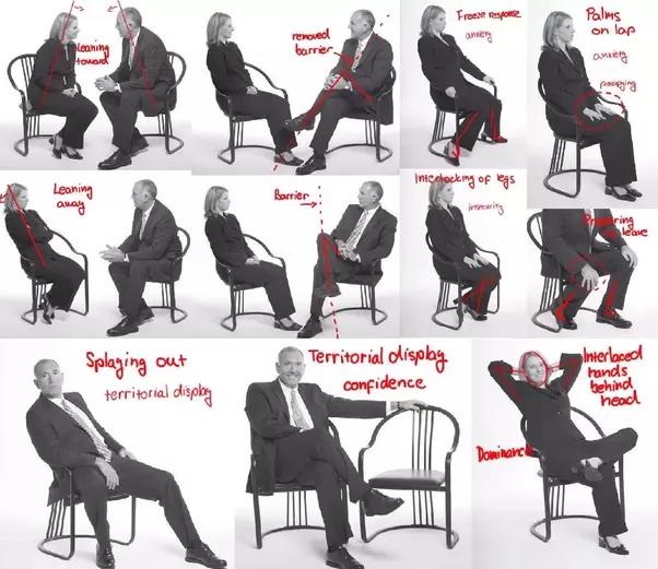 Apologise, dating body language basics joe navarro