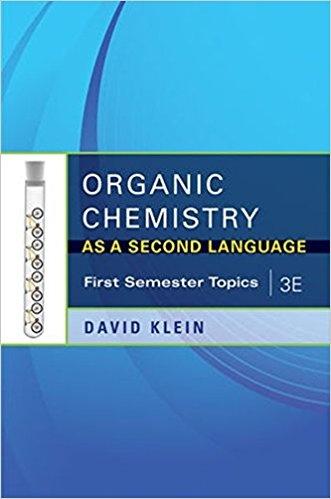 Solutions organic pdf manual klein chemistry