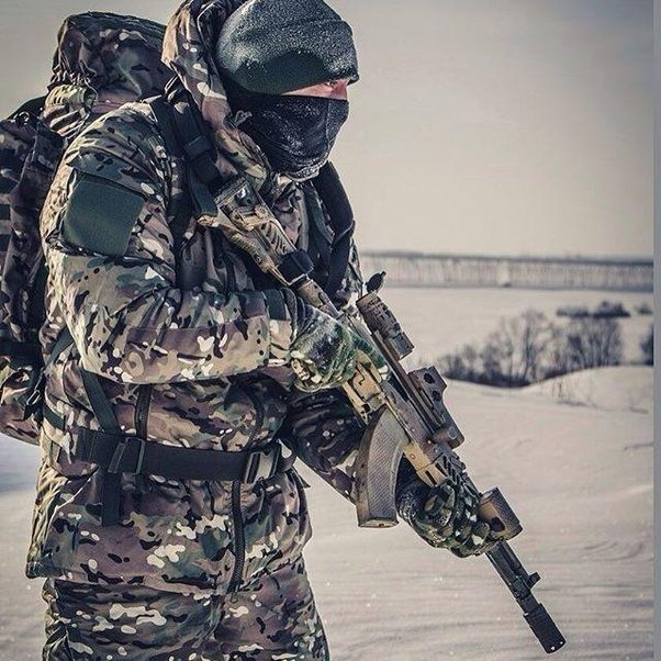 Russian Spetsnaz Photo Russiansoldier001: Is SEAL Training Or Spetsnaz Training Harder?