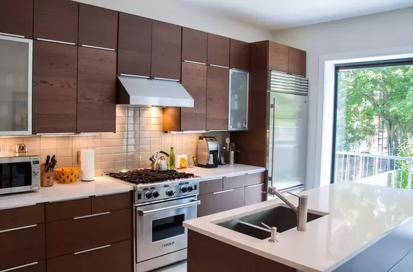 What\'s the best cabinet brand for a kitchen at a mid-level price ...