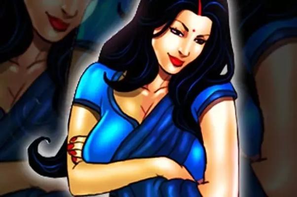 Hvorfor skal indiske mænd Ligesom Savita Bhabhi Hvad er så tiltrækkende om hende - Quora-6762