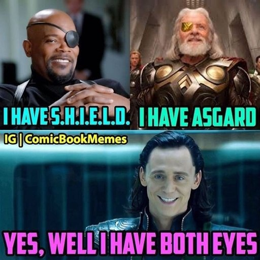 What Are The Funniest Marvel Memes?
