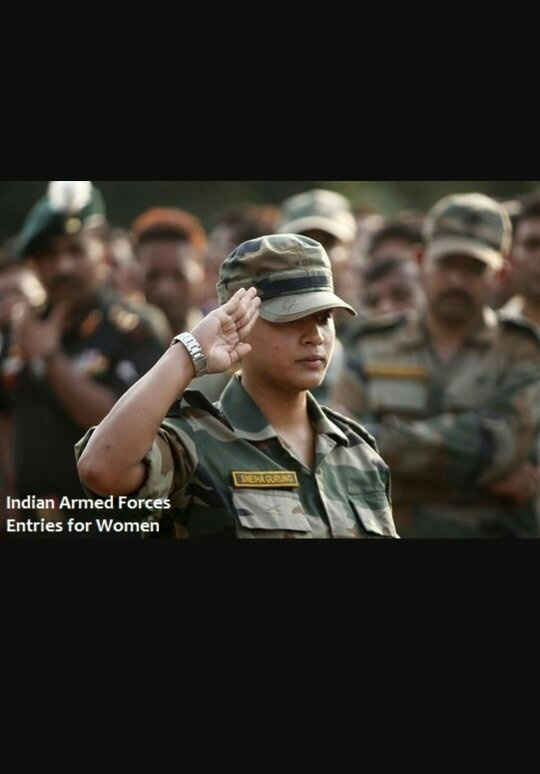 I am a girl  How can I join the Indian Army after my 12th