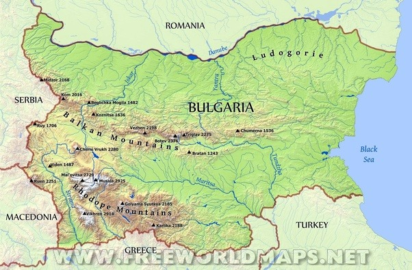 Which are the Balkan countries and why they have been called so Quora