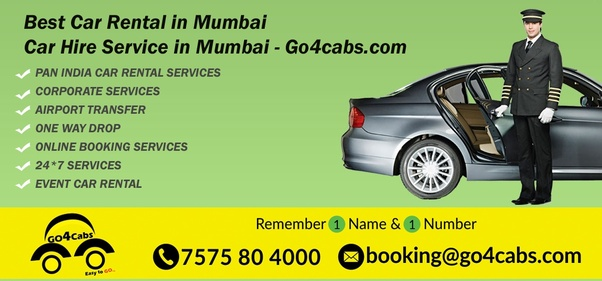 Which Is The Best Online Cab And Car Hire Service In Mumbai Quora