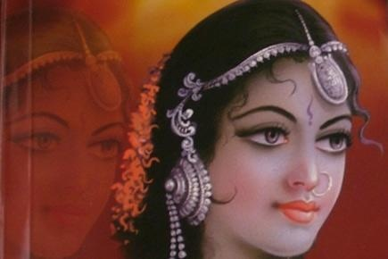 Image result for image of draupadi
