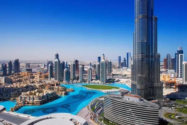 What are the best places to visit in dubai and abu dhabi for Dubai places to stay