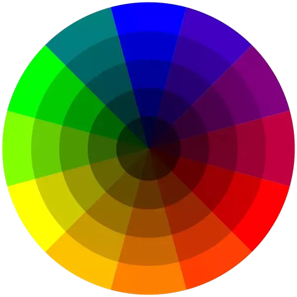 Im No Professional But When I Analyse Aesthetics Of Making Powerpoint Presentations And Creating Sites Often Look At Opposing Colours On The Colour